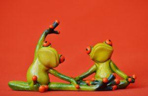 yoga a coppie
